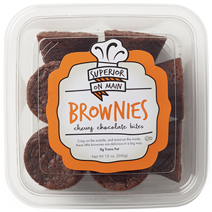 package of Brownie Bites